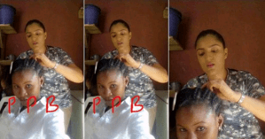"""#BBNaija: """" Gifty Was A Hair Dresser """": These Newly Surfaced Photos Got People Talking"""